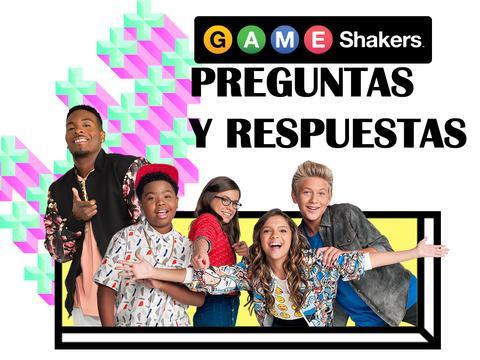 Game Shakers: Preguntas y respuestas