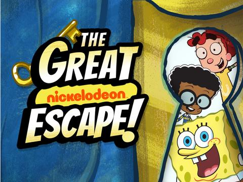 The Great Nickelodeon Escape