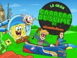 La gran carrera de slime de Nickelodeon