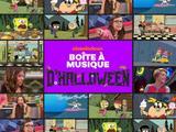Boîte à musique d'Halloween