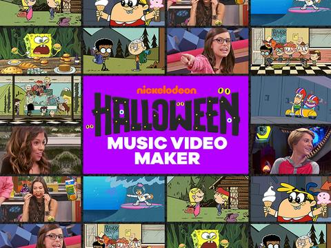 Halloween Music Video Maker