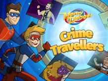 Henry Danger: Crime Travellers