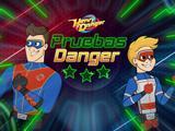 Henry Danger: Pruebas Danger