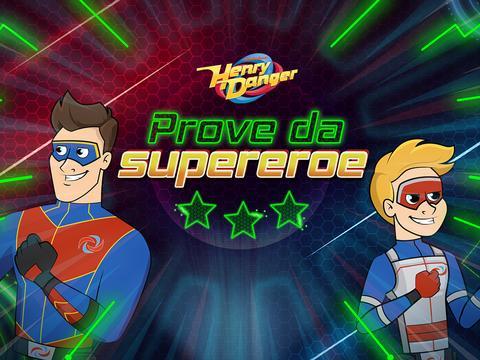 Henry Danger: Prove da supereroe