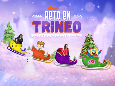 Reto en Trineo