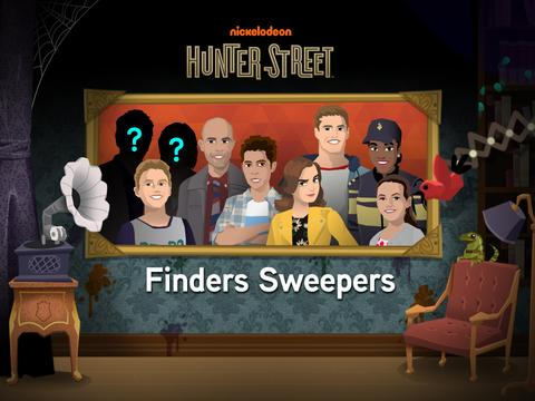 Hunter Street: Finders Sweepers