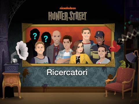 Hunter Street: Ricercatori