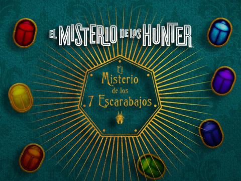 Hunter Street: el misterio de los siete escarabajos