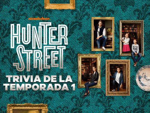 Hunter Street: Trivia de la Temporada 1