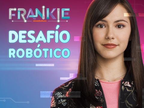 Frankie: Desafío robótico