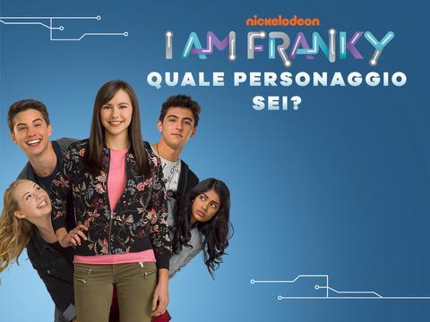 I am Frankie: Quale personaggio sei?