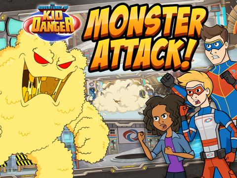 The Adventures of Kid Danger: Monster Attack!