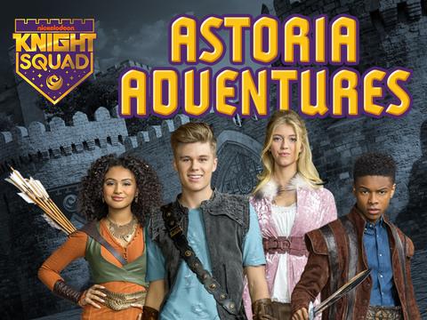 Knight Squad: Astoria Adventures