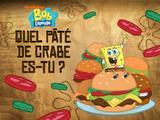 Bob l'Eponge : quel pâté de crabe es-tu ?