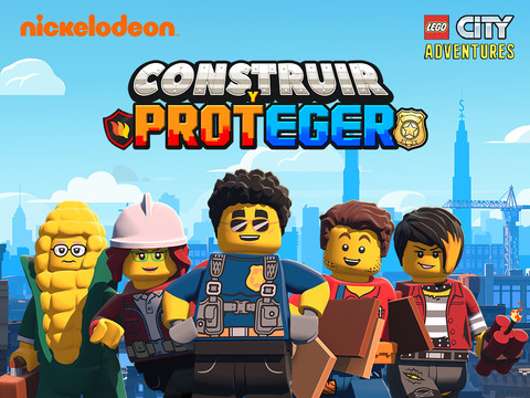LEGO City Adventures: Construir y Proteger