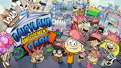 Dairyland Amoosement Park Nickelodeon