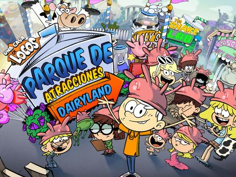 """Una Casa de Locos: Parque de atracciones """"Villaeslaleche"""""""