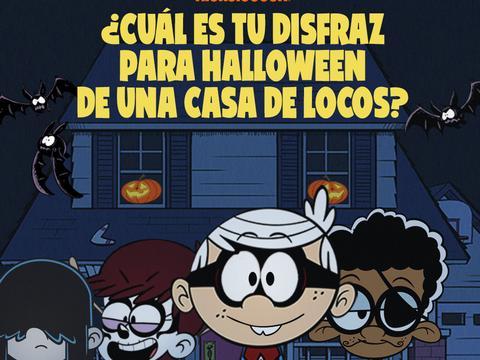Una casa de locos: ¿Cuál es tu disfraz para Halloween de Una casa de locos?