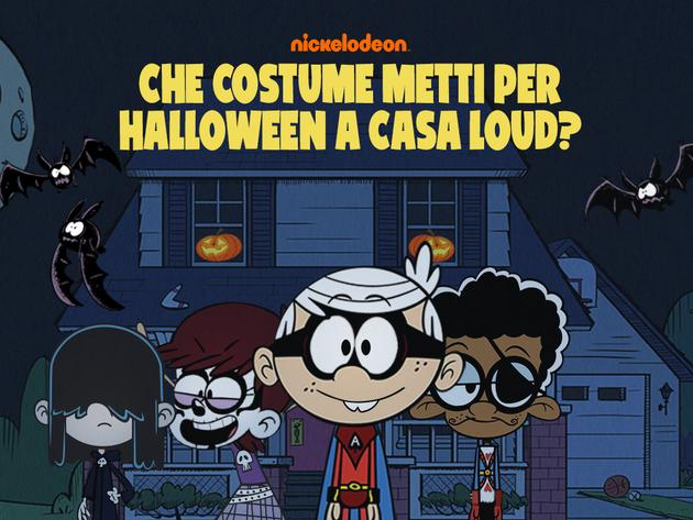 A casa dei Loud: Che costume metti per Halloween a casa Loud?