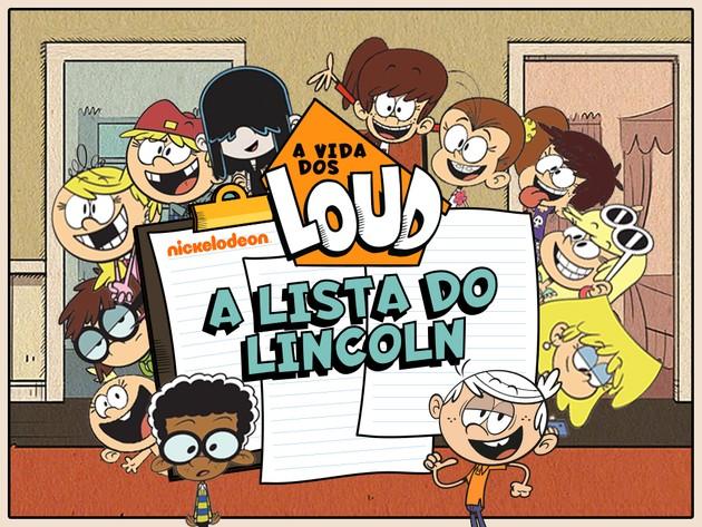 A vida dos Loud: A Lista do Lincoln