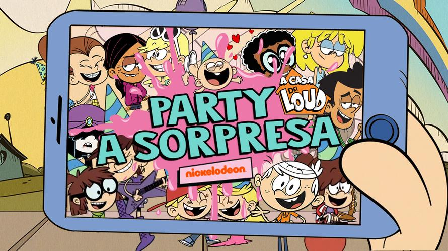 A casa dei Loud: Party a sorpresa