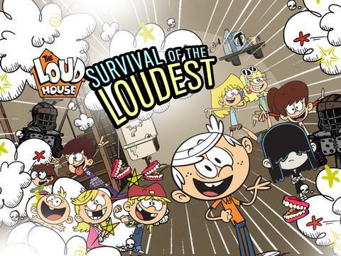 The Loud House: Survival of the Loudest