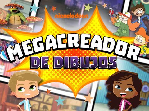 Nickelodeon: Megacreador de dibujos