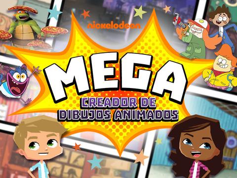 Nickelodeon Mega Creador de Dibujos Animados