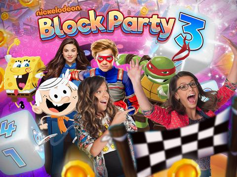 Nickelodeon Block Party 3