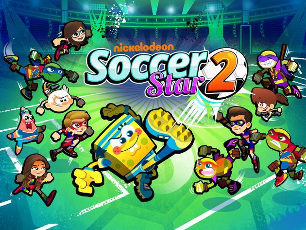 Nickelodeon: Soccer Star 2