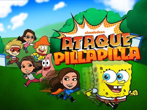 Nickelodeon: Ataque Pillapilla