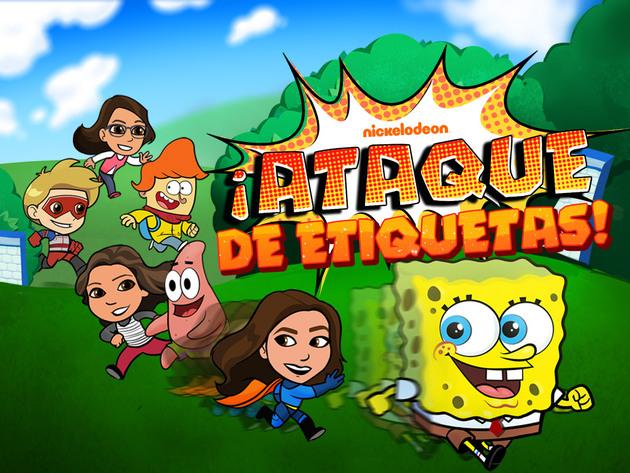 Nickelodeon: ¡Al ataque!