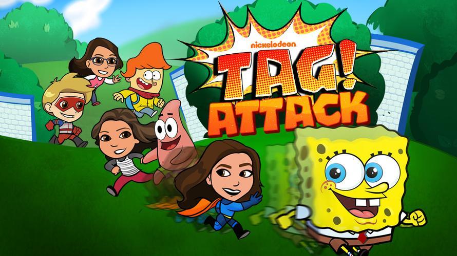 Nickelodeon: Tag Attack
