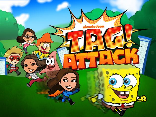 Nickelodeon: Tag Attack