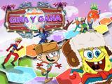 Nickelodeon: Gira y gana