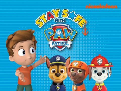 PAW Patrol: Road Safety