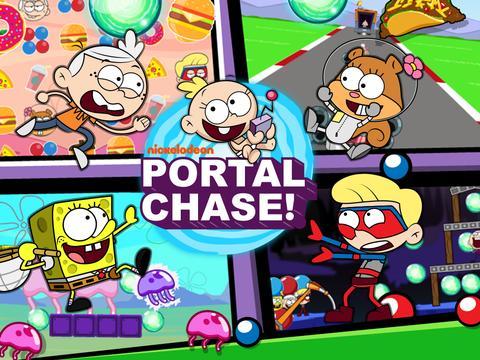 Portal Chase!
