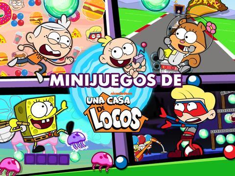 Nickelodeon Juegos Videos Todas Tus Series Favoritas