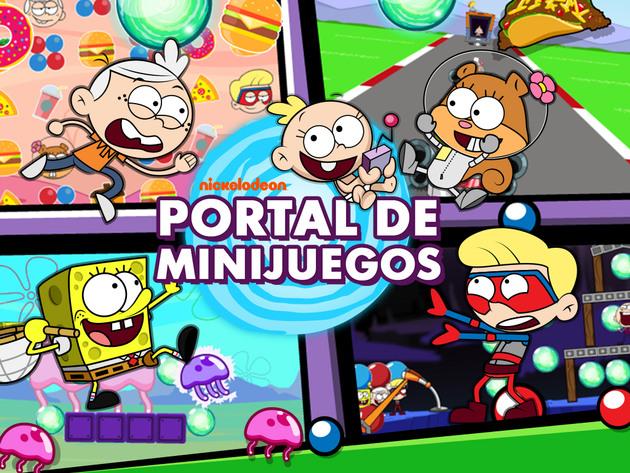 Portal de Minijuegos
