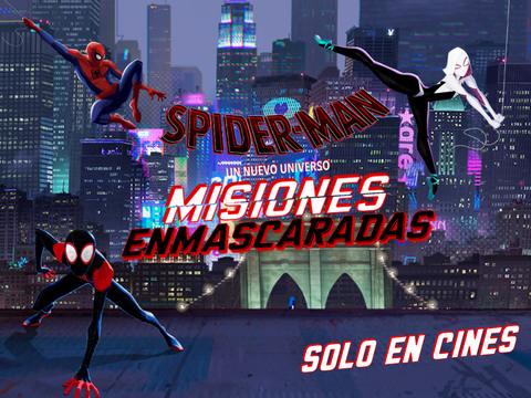 Spider-Man: Un Nuevo Universo - Misiones Enmascaradas