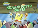 SpongeBob SquarePants: Krabby Patty Crisis