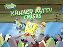 SpongeBob: Krabby Patty Crisis