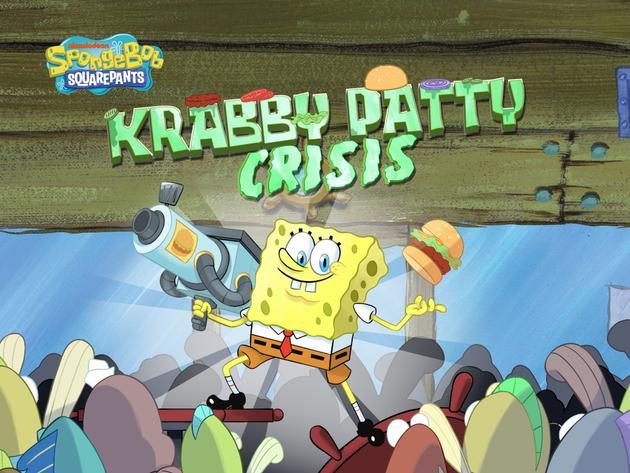 SpongeBob: Krabby Patty Crisis