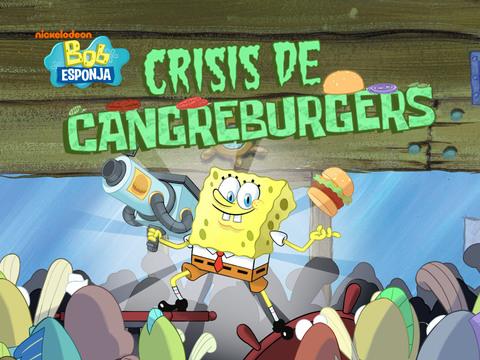 Bob Esponja: Crisis de Cangreburgers