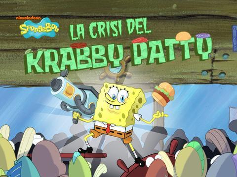 Spongebob: la crisi del Krabby Patty
