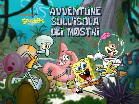 Spongebob Squarepants: Avventure sull'Isola dei mostri