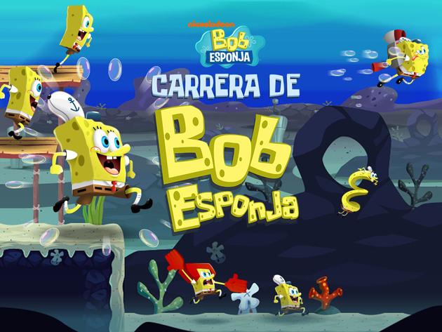 Carrera de Bob Esponja