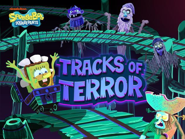 SpongeBob SquarePants: Tracks of Terror