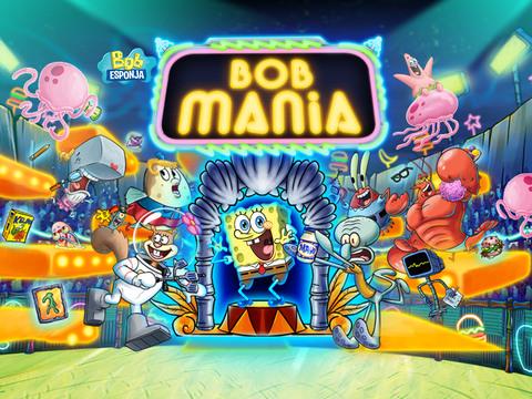 Bob Esponja: BobManía