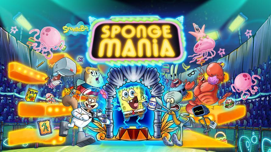 Spongebob: SpongeMania